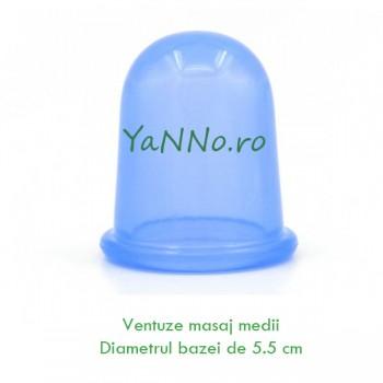 Ventuze masaj